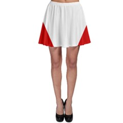 Roundel Of Austrian Air Force  Skater Skirt