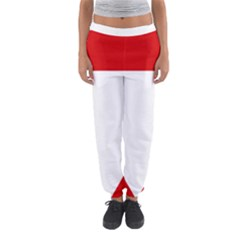 Roundel Of Austrian Air Force  Women s Jogger Sweatpants