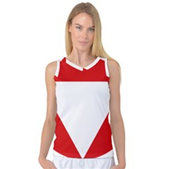 Roundel Of Austrian Air Force  Women s Basketball Tank Top