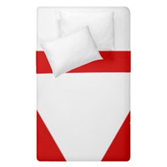 Roundel Of Austrian Air Force  Duvet Cover Double Side (single Size)