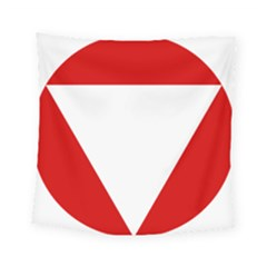 Roundel Of Austrian Air Force  Square Tapestry (small)