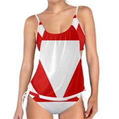 Roundel Of Austrian Air Force  Tankini Set
