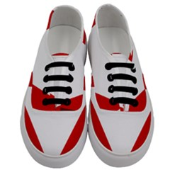 Roundel Of Austrian Air Force  Men s Classic Low Top Sneakers