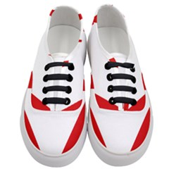 Roundel Of Austrian Air Force  Women s Classic Low Top Sneakers
