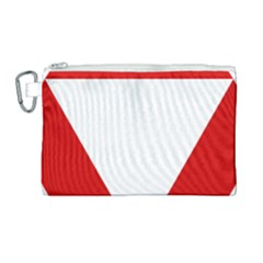 Roundel Of Austrian Air Force  Canvas Cosmetic Bag (large)