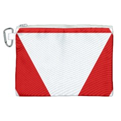 Roundel Of Austrian Air Force  Canvas Cosmetic Bag (xl)