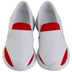 Roundel Of Austrian Air Force  Kid s Lightweight Slip Ons