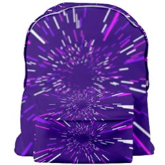 Space Trip 2 Giant Full Print Backpack by jumpercat
