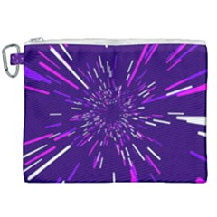 Space Trip 2 Canvas Cosmetic Bag (xxl) by jumpercat