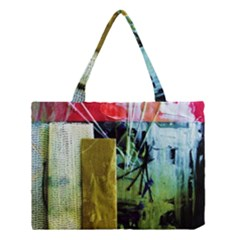 Hidden Stringsof Purity 7 Medium Tote Bag by bestdesignintheworld