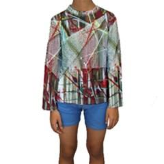 Hidden Strings Of Urity 10 Kids  Long Sleeve Swimwear