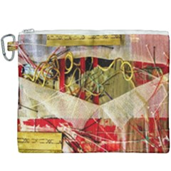 Hidden Strings Of Purity 4 Canvas Cosmetic Bag (xxxl)
