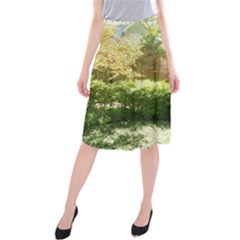 Highland Park 19 Midi Beach Skirt