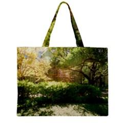 Highland Park 19 Medium Tote Bag by bestdesignintheworld