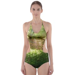 Highland Park 19 Cut Out One Piece Swimsuit