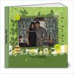 family/familia - 8x8 Photo Book (30 pages)