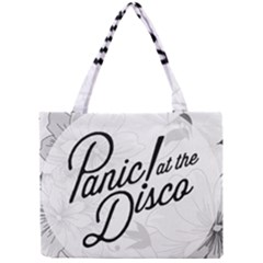 Panic At The Disco Flowers Mini Tote Bag by Samandel