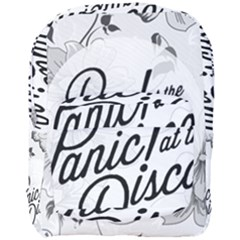 Panic At The Disco Flowers Full Print Backpack by Samandel