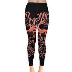 Panic At The Disco   Lying Is The Most Fun A Girl Have Without Taking Her Clothes Leggings  by Samandel
