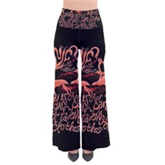 Panic At The Disco   Lying Is The Most Fun A Girl Have Without Taking Her Clothes So Vintage Palazzo Pants by Samandel