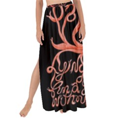 Panic At The Disco   Lying Is The Most Fun A Girl Have Without Taking Her Clothes Maxi Chiffon Tie Up Sarong by Samandel