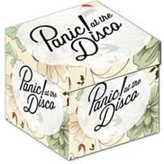 Panic At The Disco Beautifull Floral Storage Stool 12