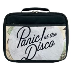 Panic At The Disco Beautifull Floral Lunch Bag by Samandel