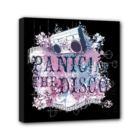 Panic At The Disco Art Canvas Travel Bag by Samandel