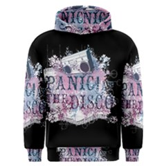 Panic At The Disco Art Men s Overhead Hoodie