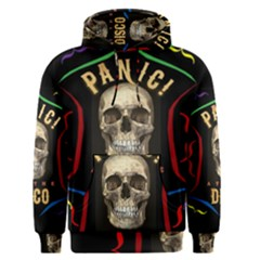 Panic At The Disco Poster Men s Pullover Hoodie