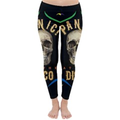 Panic At The Disco Poster Classic Winter Leggings