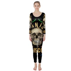 Panic At The Disco Poster Long Sleeve Catsuit