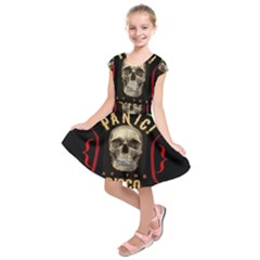 Panic At The Disco Poster Kids  Short Sleeve Dress