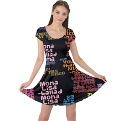 Panic At The Disco Northern Downpour Lyrics Metrolyrics Cap Sleeve Dress by Samandel