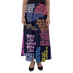 Panic At The Disco Northern Downpour Lyrics Metrolyrics Flared Maxi Skirt