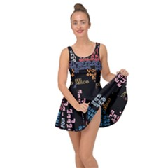Panic At The Disco Northern Downpour Lyrics Metrolyrics Inside Out Dress