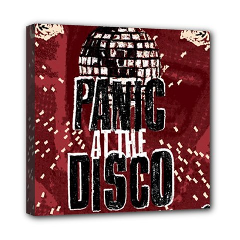 Panic At The Disco Poster Multi Function Bag by Samandel