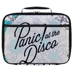 Panic At The Disco Quote Full Print Lunch Bag by Samandel