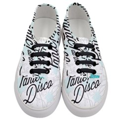 Panic At The Disco Quote Women s Classic Low Top Sneakers