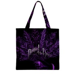 Panic At The Disco Zipper Grocery Tote Bag by Samandel