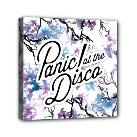 Panic! At The Disco Canvas Travel Bag by Samandel
