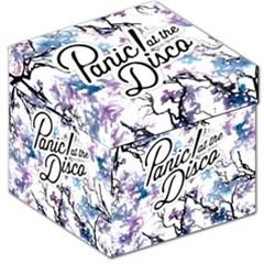Panic! At The Disco Storage Stool 12   by Samandel