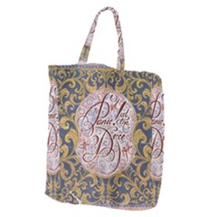 Panic! At The Disco Giant Grocery Zipper Tote by Samandel