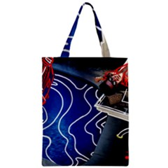 Panic! At The Disco Released Death Of A Bachelor Zipper Classic Tote Bag by Samandel