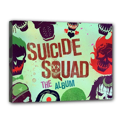 Panic! At The Disco Suicide Squad The Album Canvas 16  X 12  by Samandel