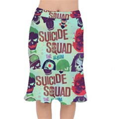 Panic! At The Disco Suicide Squad The Album Mermaid Skirt by Samandel