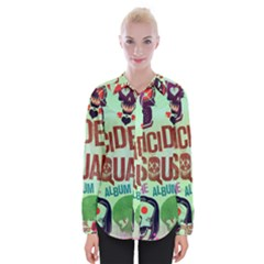 Panic! At The Disco Suicide Squad The Album Womens Long Sleeve Shirt by Samandel