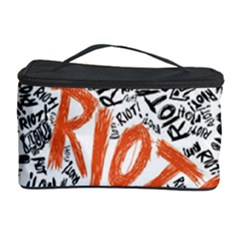 Paramore Is An American Rock Band Cosmetic Storage Case by Samandel