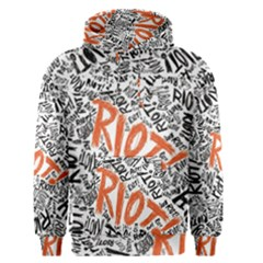 Paramore Is An American Rock Band Men s Pullover Hoodie