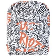 Paramore Is An American Rock Band Full Print Backpack by Samandel